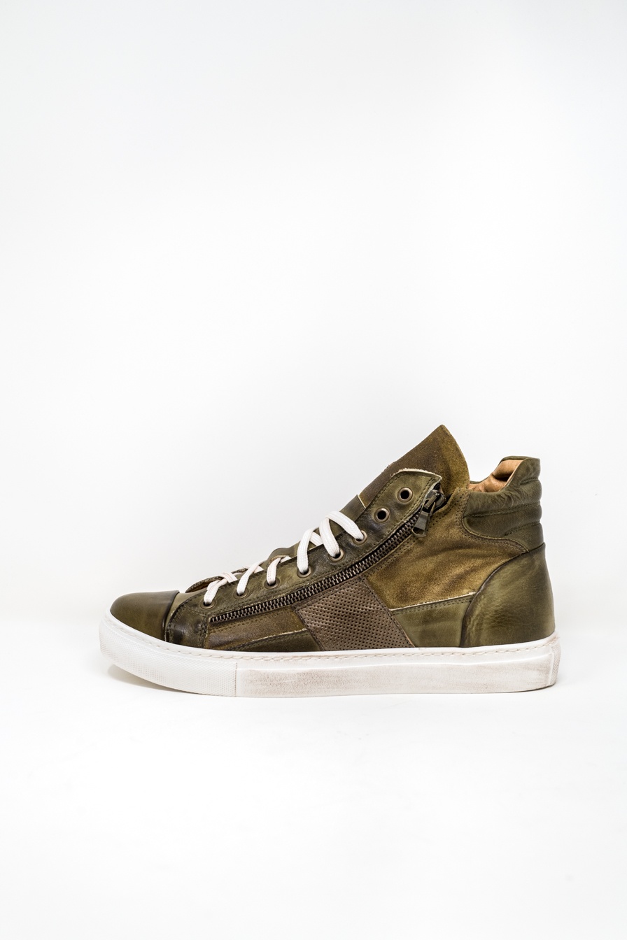Sneakers Alte man PRICE? WX13, MILITARY GREEN