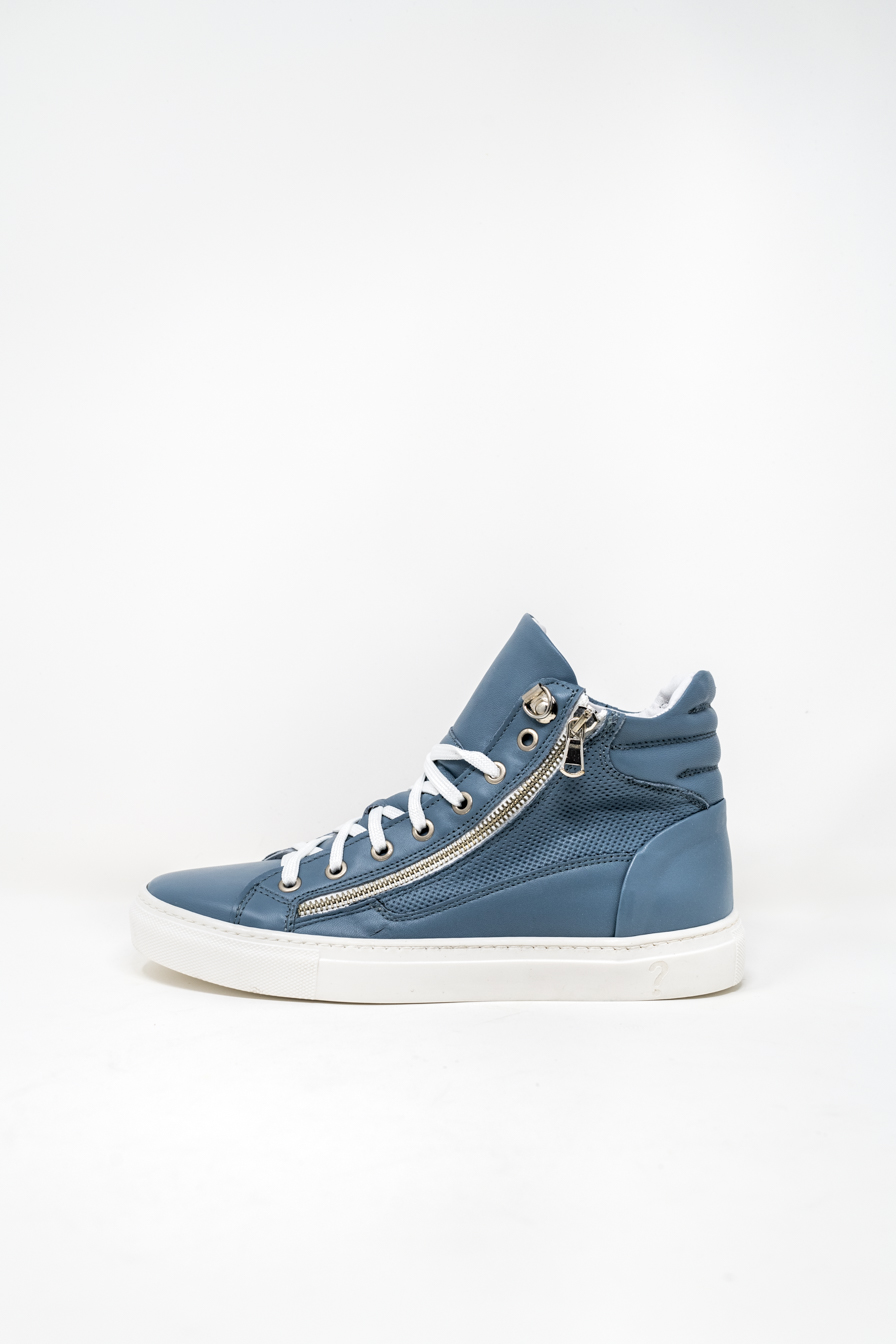 Sneakers Alte woman PRICE? WD91, LIGHT BLUE LAVAGNA