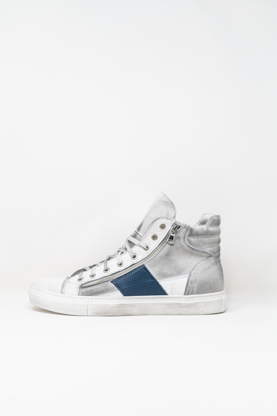 Sneakers Alte man PRICE? WX13, BIANCO/JEANS