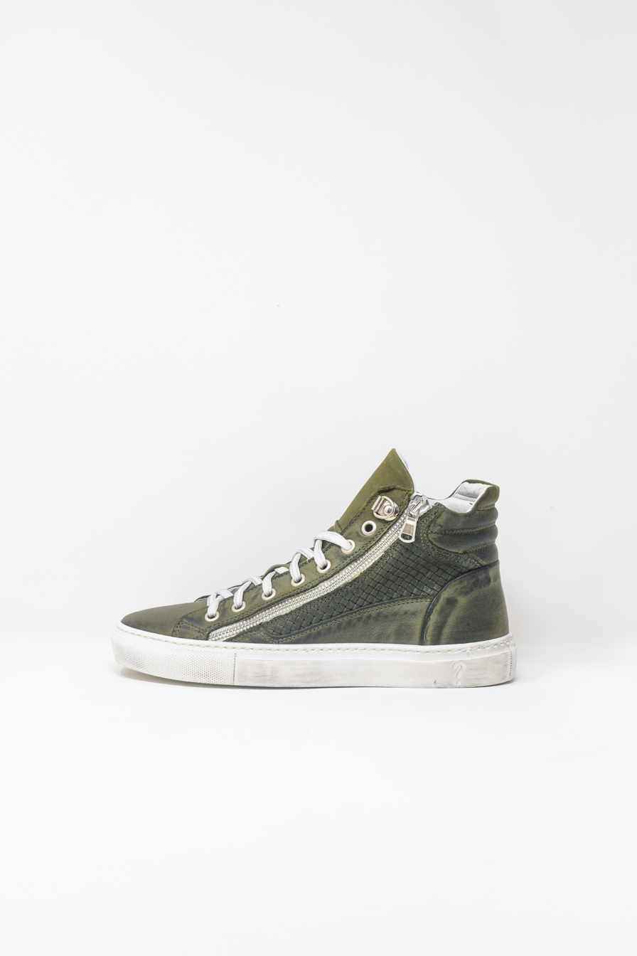 Sneakers Alte woman PRICE? WD91, MILITARY GREEN