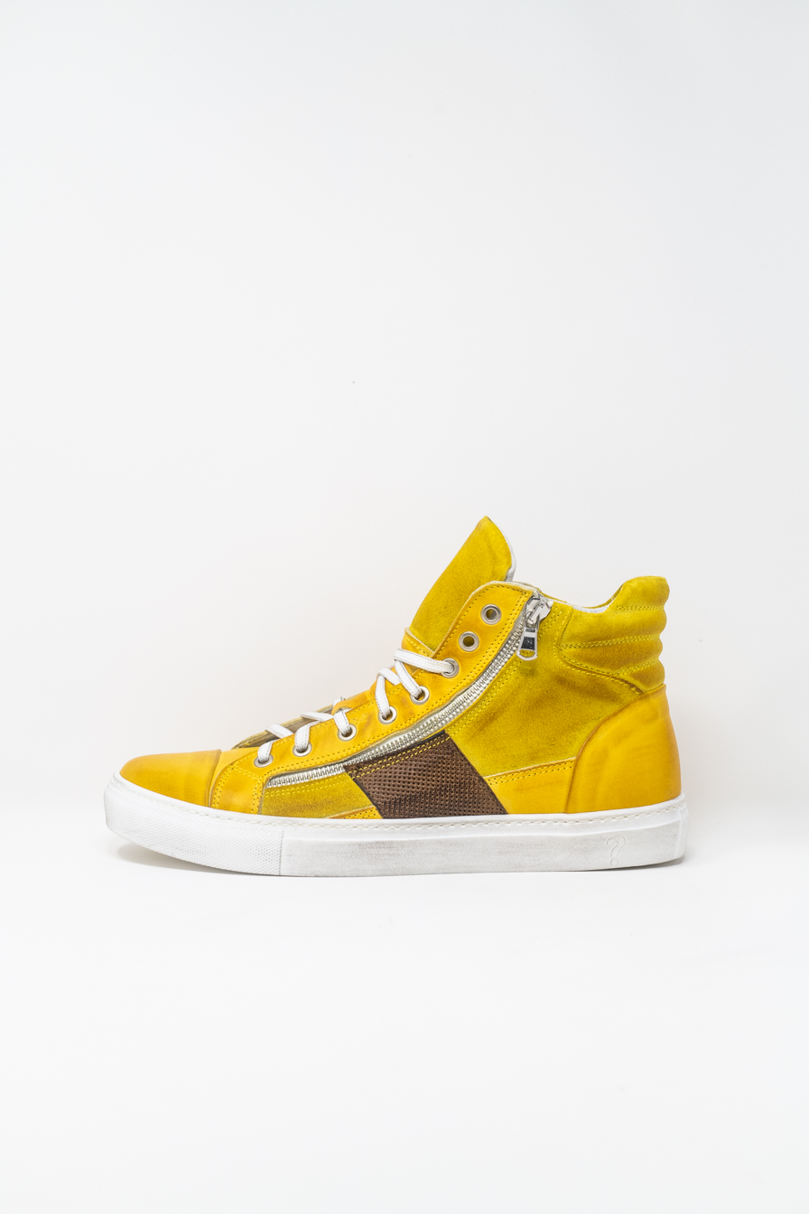 Sneakers Alte man PRICE? WX13, Gamma/Sigaro