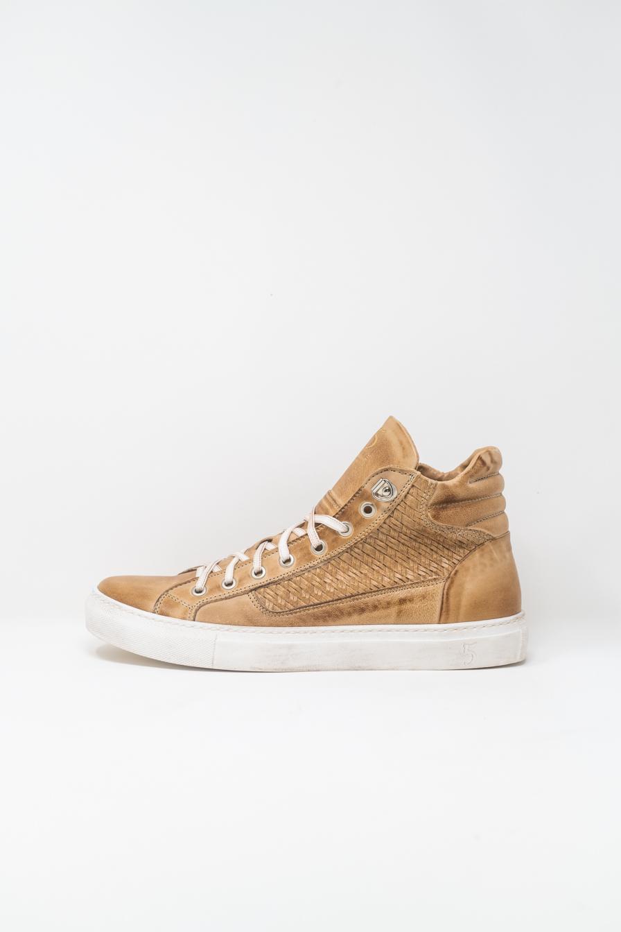 Sneakers Alte man 5  FIVE  HANDMADE WU911, MOU