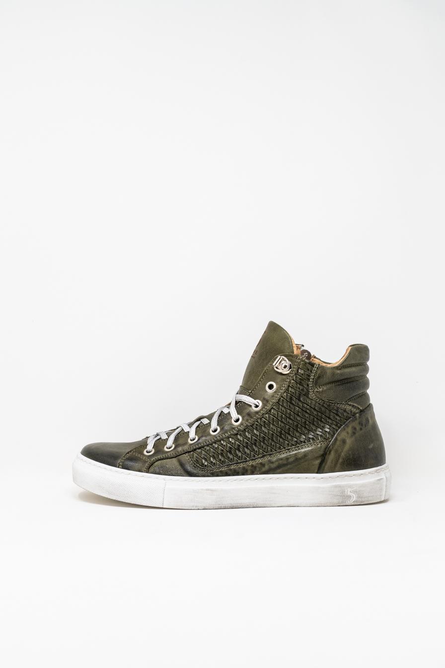 Sneakers man 5  FIVE  HANDMADE WU911