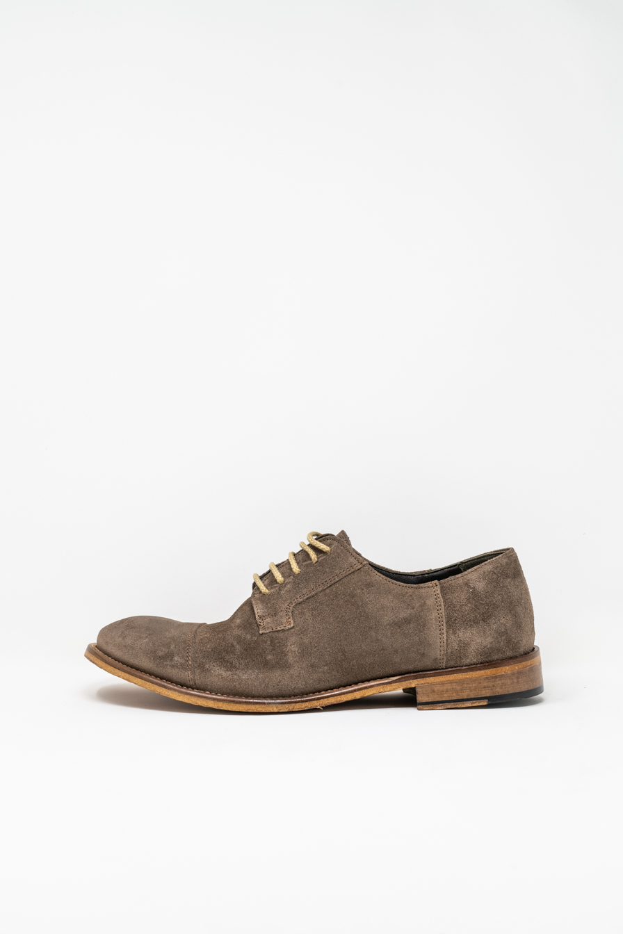 Laced Shoes man PRICE? GOLIA, TAUPE