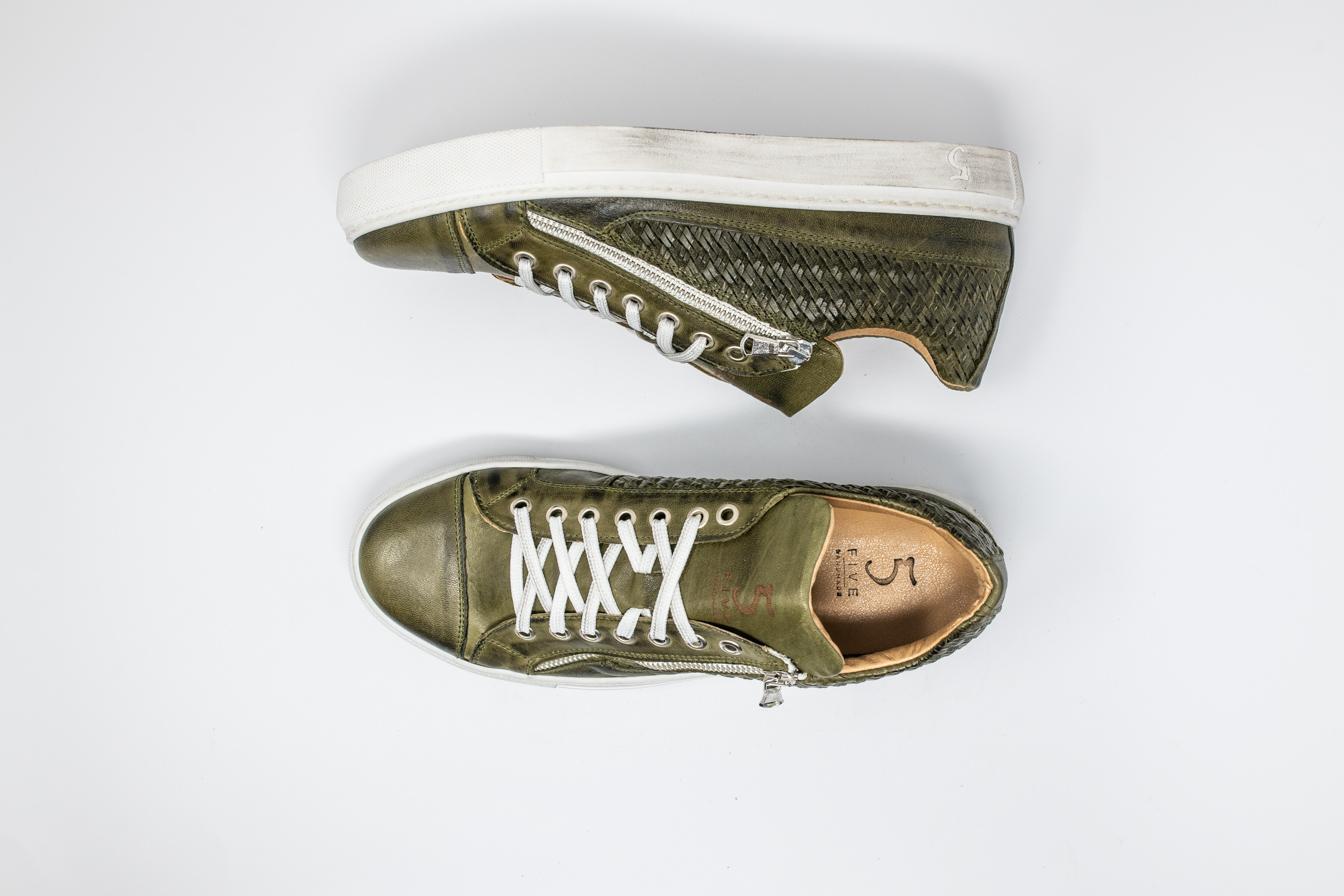 Sneakers man 5  FIVE  HANDMADE WU90