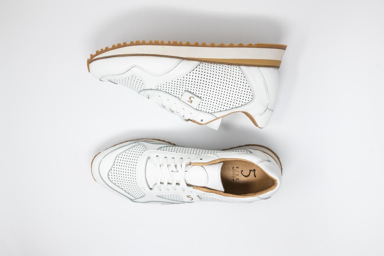 Sneakers man 5  FIVE  HANDMADE FIL