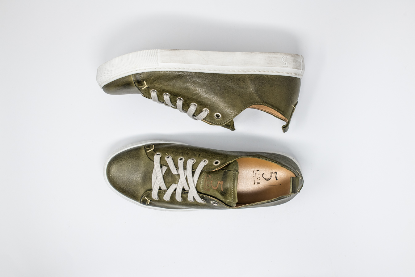 Sneakers man 5  FIVE  HANDMADE GIAX02